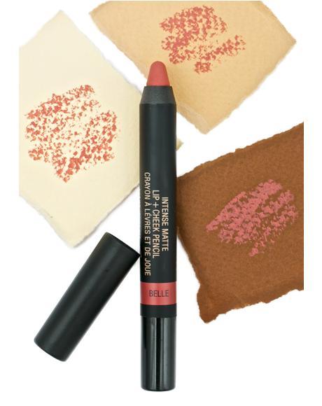 Belle Matte Lip + Cheek Pencil