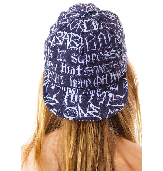UNIF Brutal Folly Hat