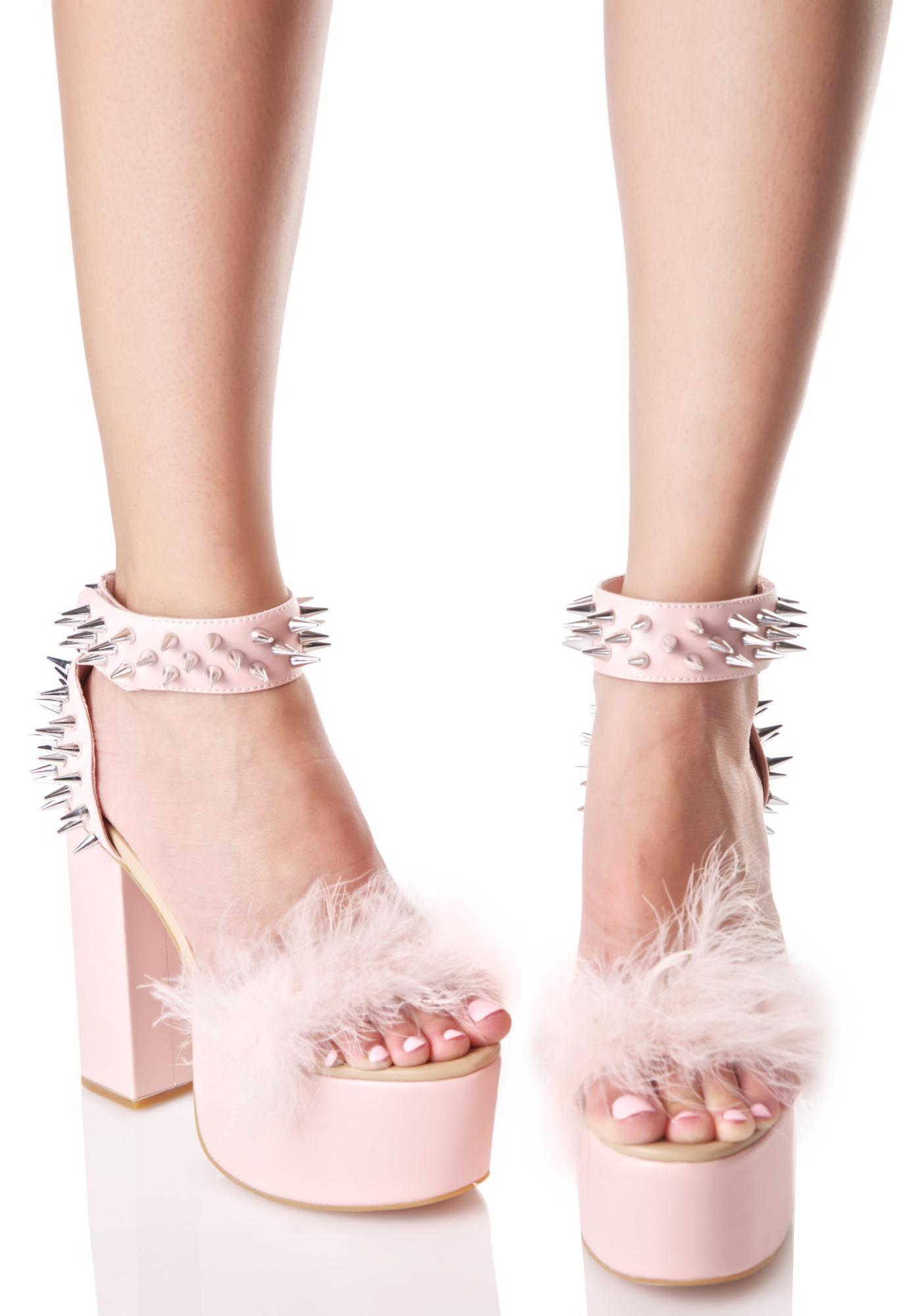 Sugarbaby Rock Garden Heels