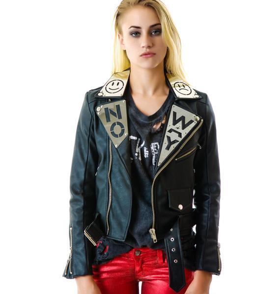 UNIF Noway Moto Jacket
