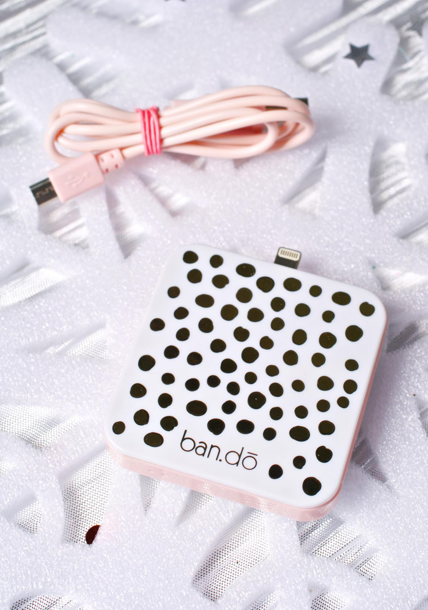Party Dots Power Bank