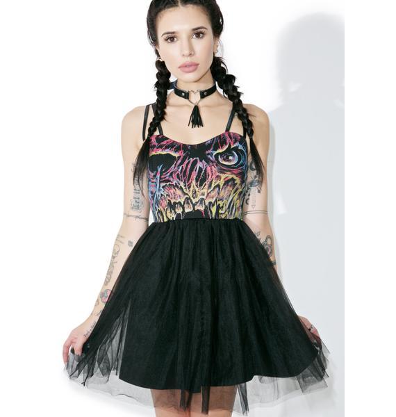Iron Fist Carl Party Dress