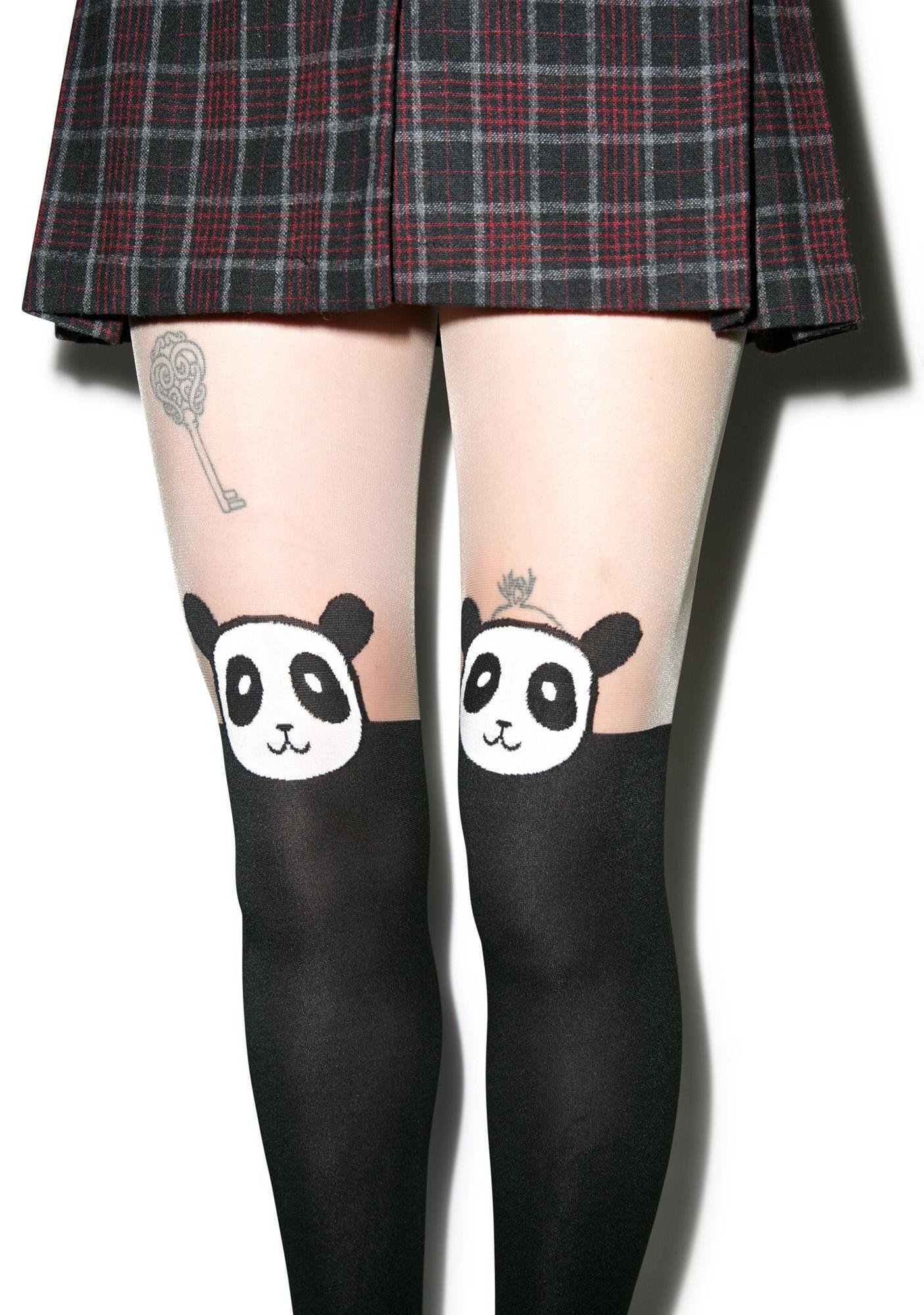 Xiao Mei Panda Tights