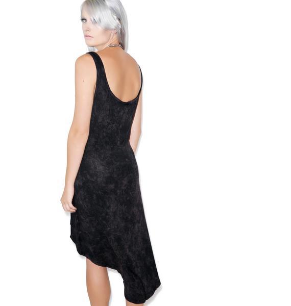 Sourpuss Clothing Omni Hi Low Dress