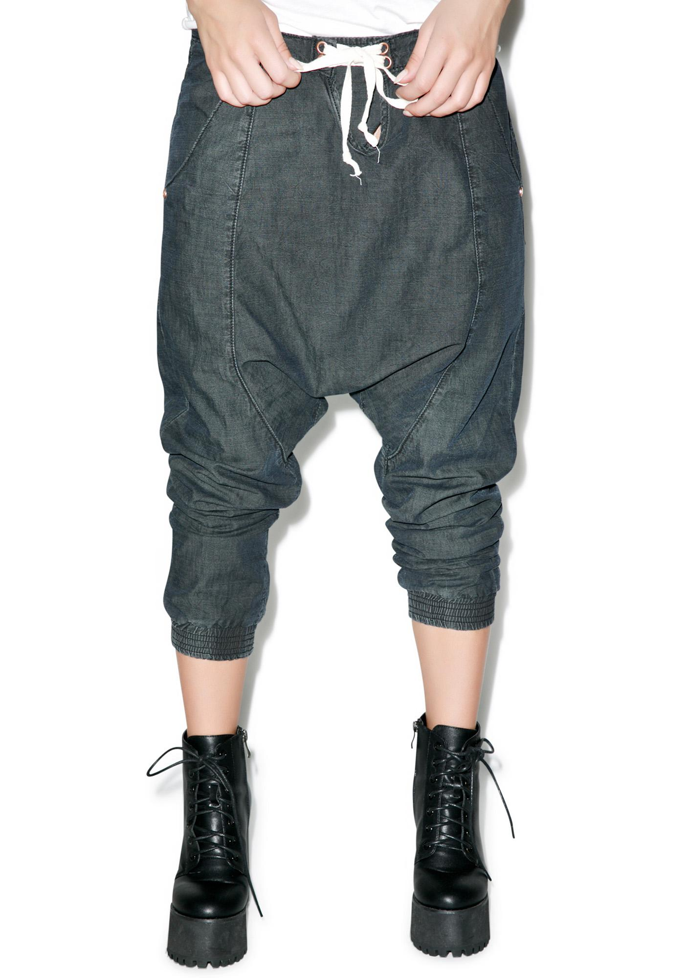 One Teaspoon Luxe Harem Pants