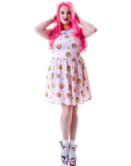 So Foxy Mini Dress