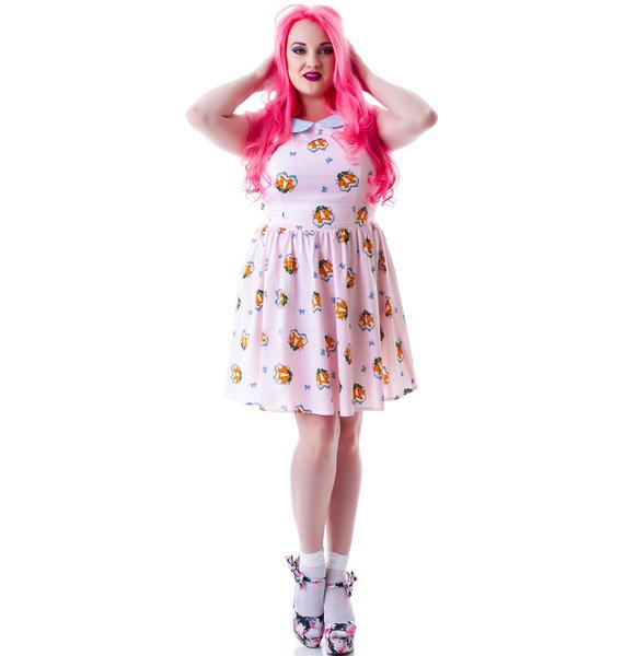 Hell Bunny So Foxy Mini Dress