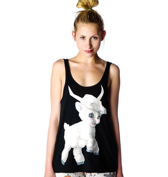 Iron Fist Lamby Bowback Tank