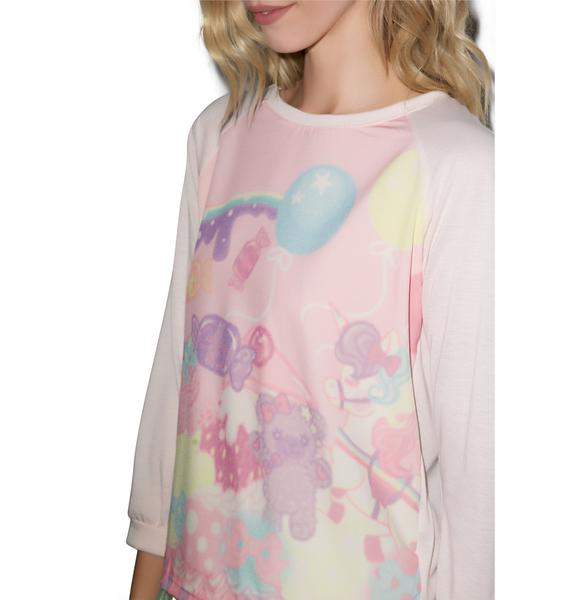 Willing to Wait Long Sleeve Top