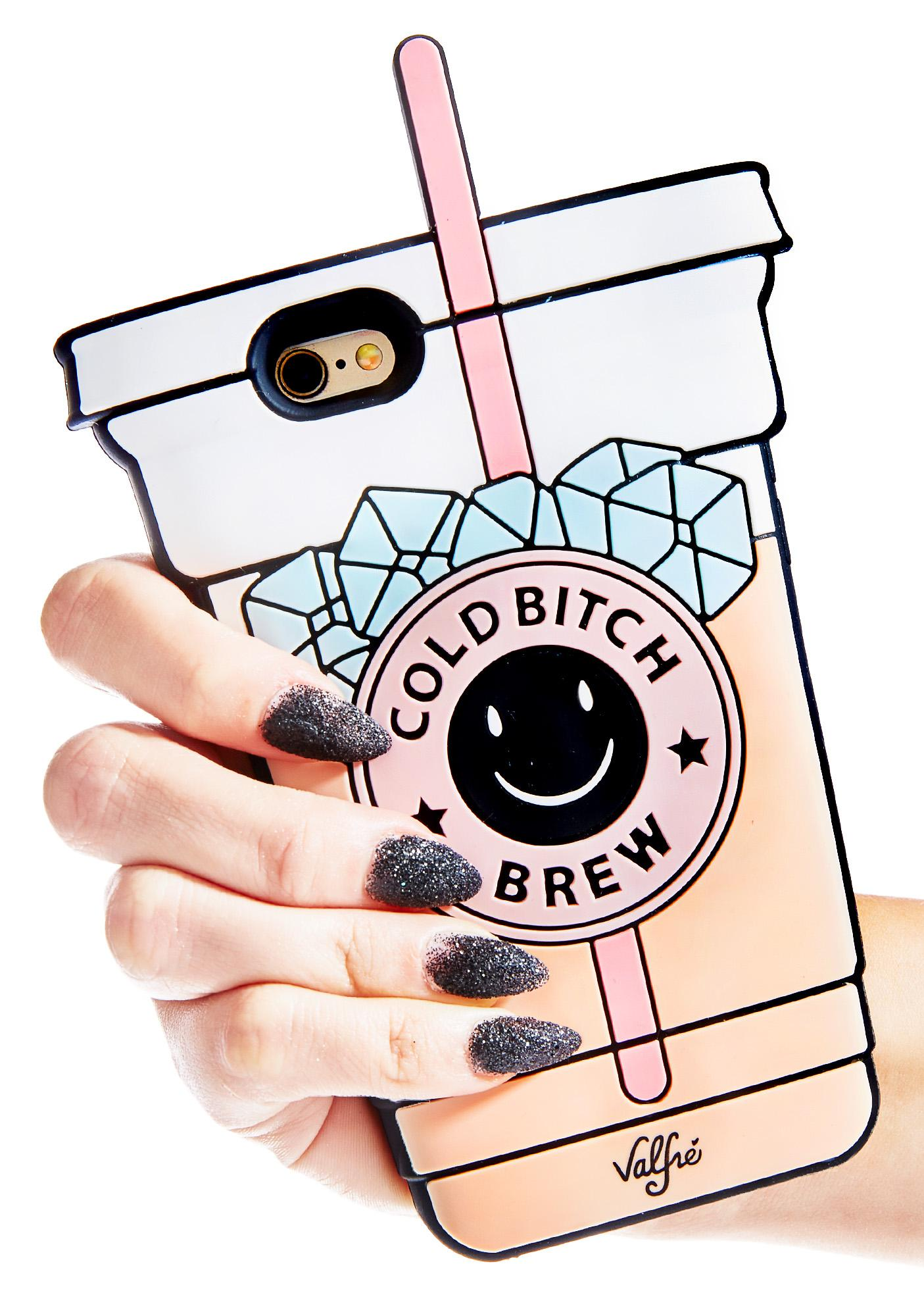 Valfré Cold Bitch Brew iPhone 6/6+ Case