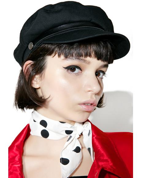Toni Page Boy Hat
