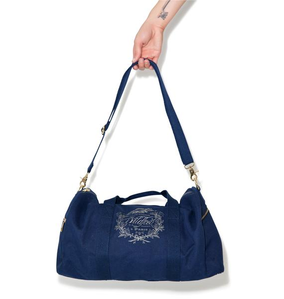 Wildfox Couture Paris Country Crest Gym Bag