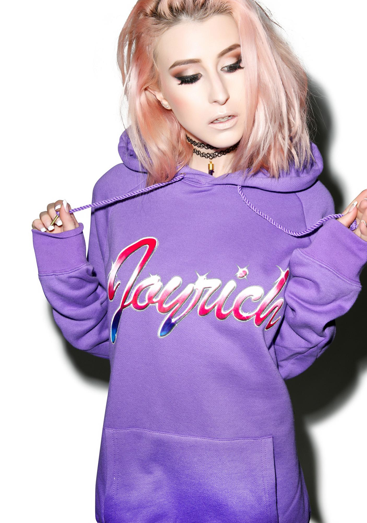 Joyrich Retro Logo Hoodie