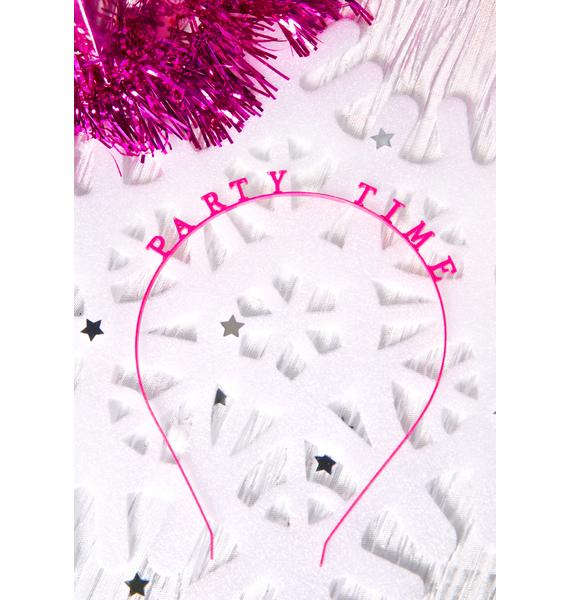 Party Time Headband