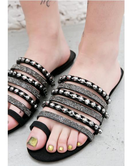 Diamond Dreamer Sandals