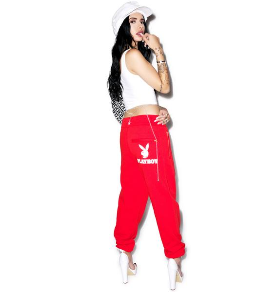 Joyrich X Playboy Sweat Pants