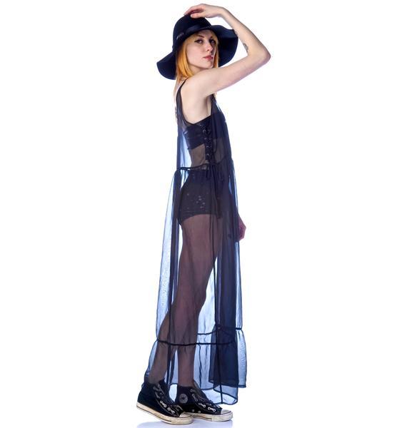 One Teaspoon Best Woman Wins Minky Dress