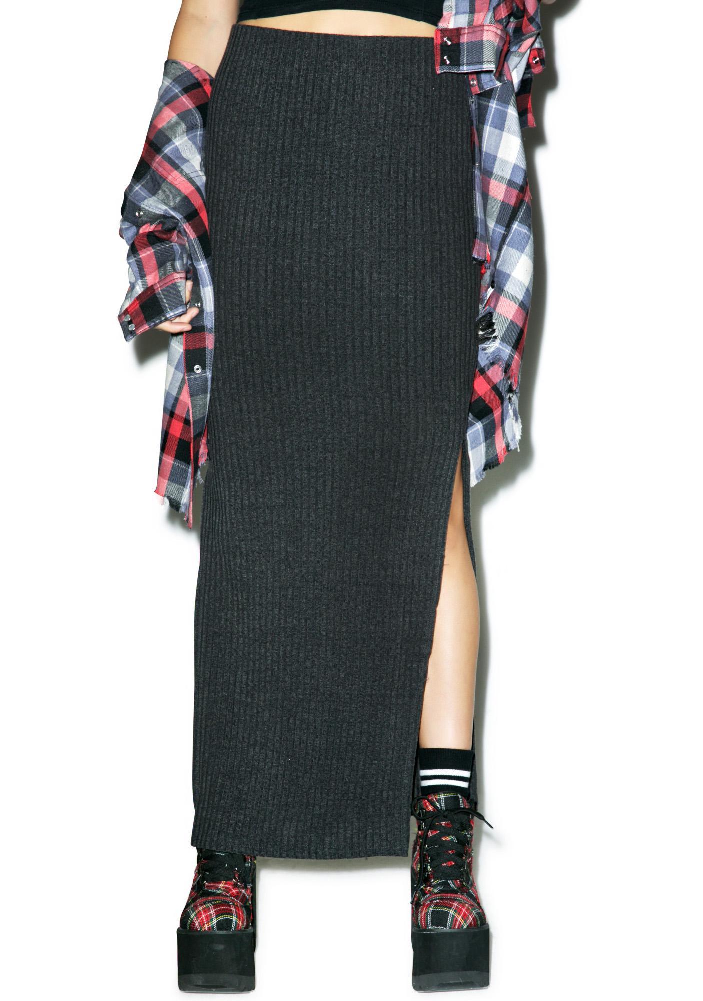 Sweater Is Better Maxi Skirt