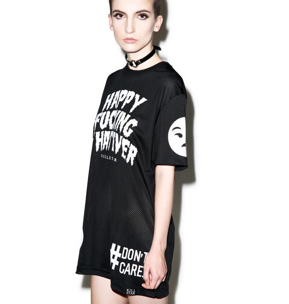 Killstar Happy T-Shirt