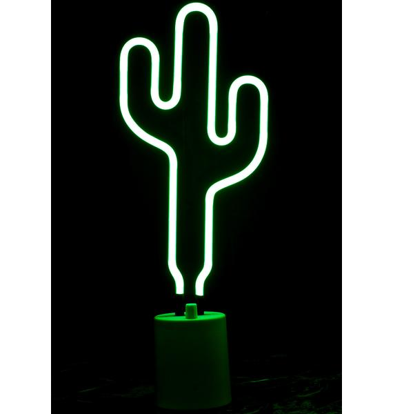 Saguaro Sweetie Neon Light