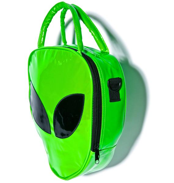 Killstar Alien Handbag
