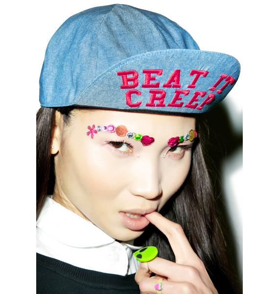 Valfré Beat It Creep Messenger Hat
