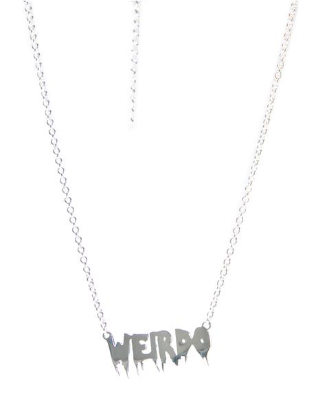 Weirdo Necklace