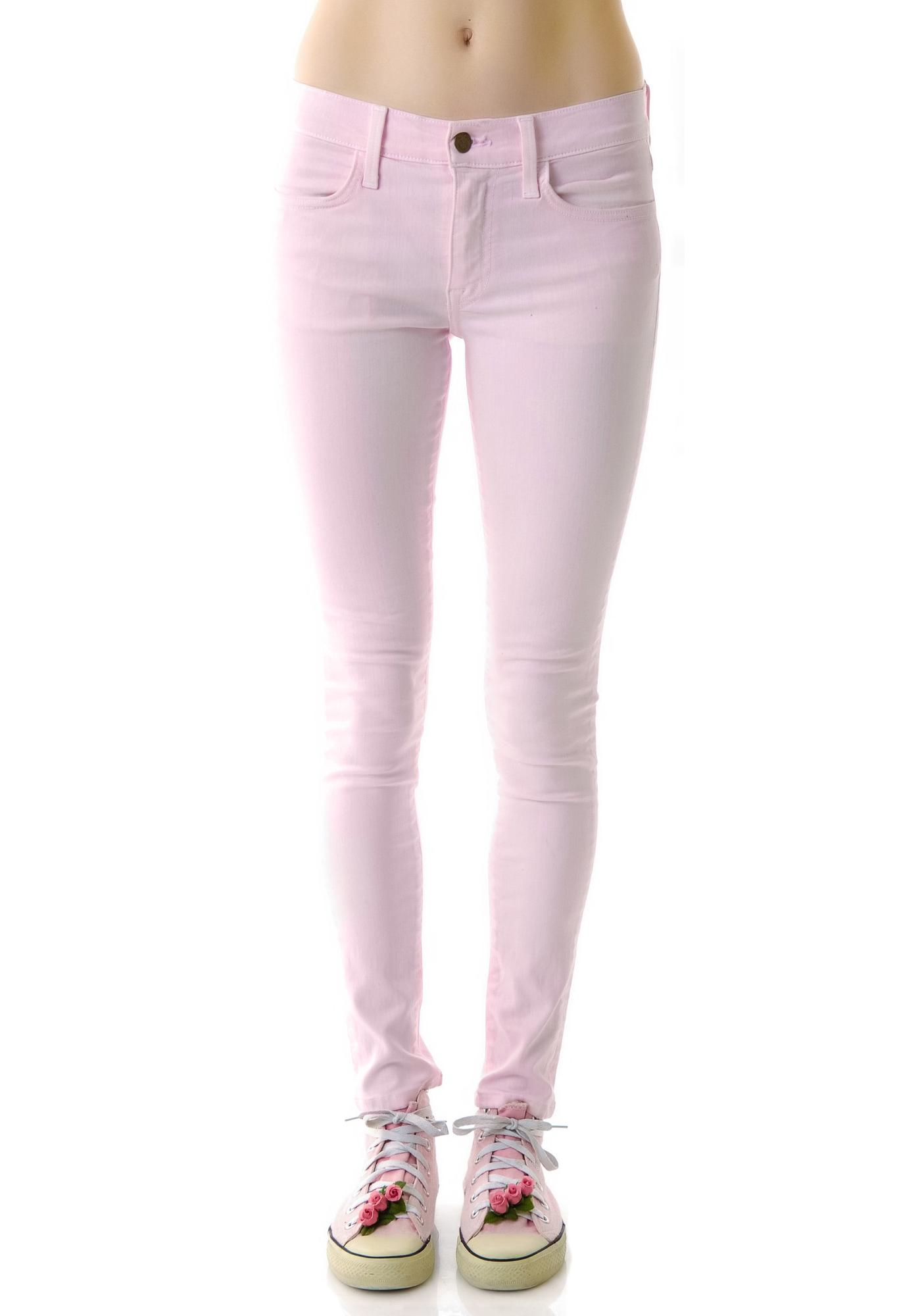 Wildfox Couture Kiss Kiss Marianne Skinny Jeans