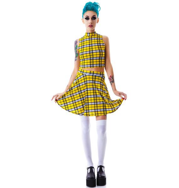 Clueless Skater Skirt