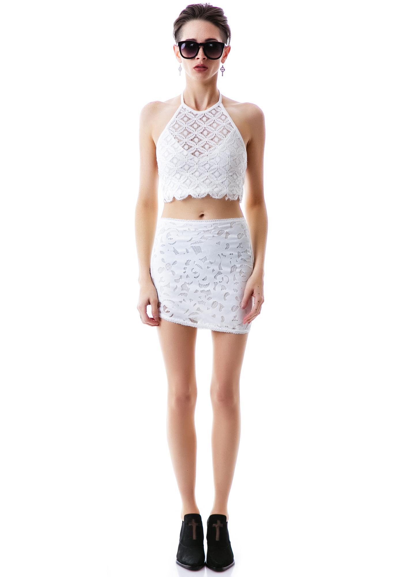 Somedays Lovin Diamond Shrine Skirt