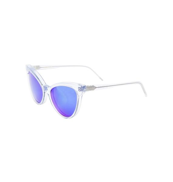 Wildfox Couture Le Femme Deluxe Sunglasses