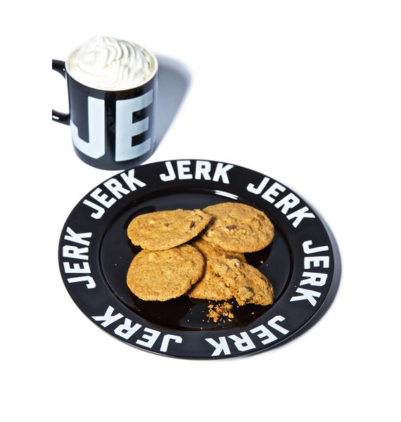Sourpuss Clothing Jerk Plate