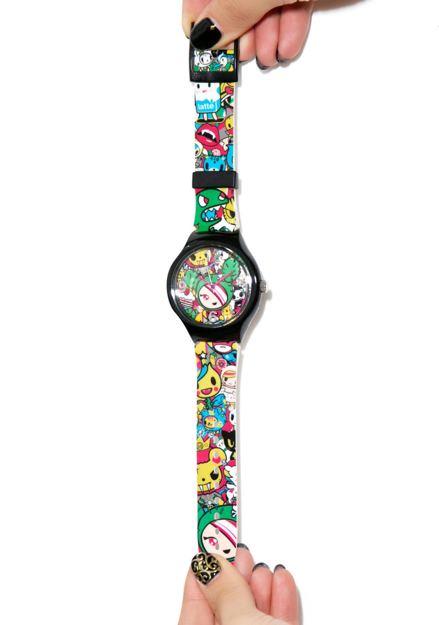Tokidoki Iconic Watch