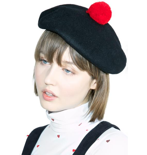 Lazy Oaf Mistakes Beret