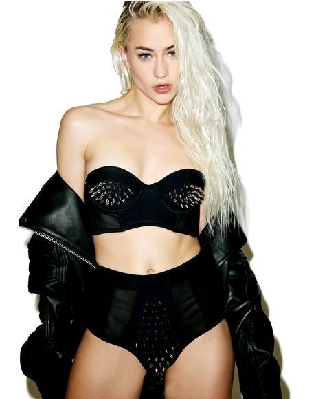 Lethal Bikini Top