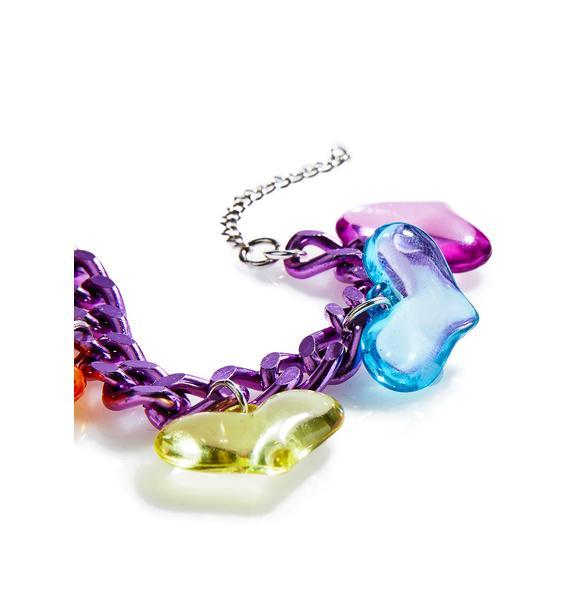 Trixy Starr Rainbow Blessings Bracelet