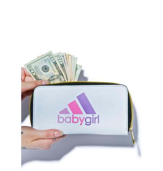O Mighty OG Babygirl Wallet