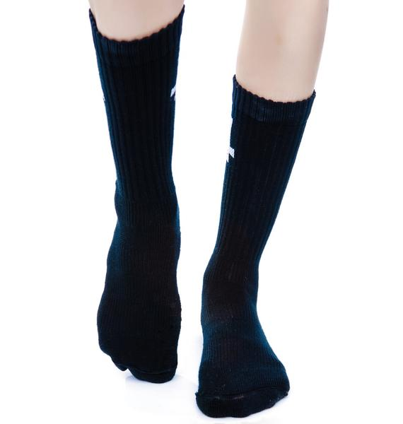 Inverted Cross Socks