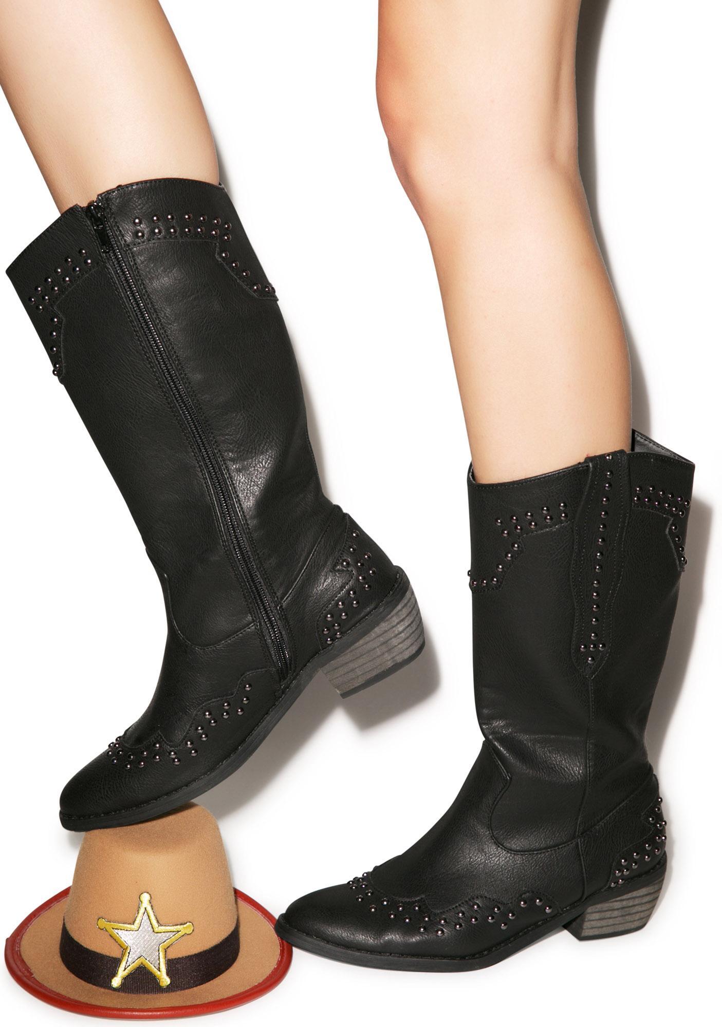 Showdown Boot