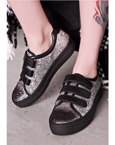 Nara Sparkly Sneakers