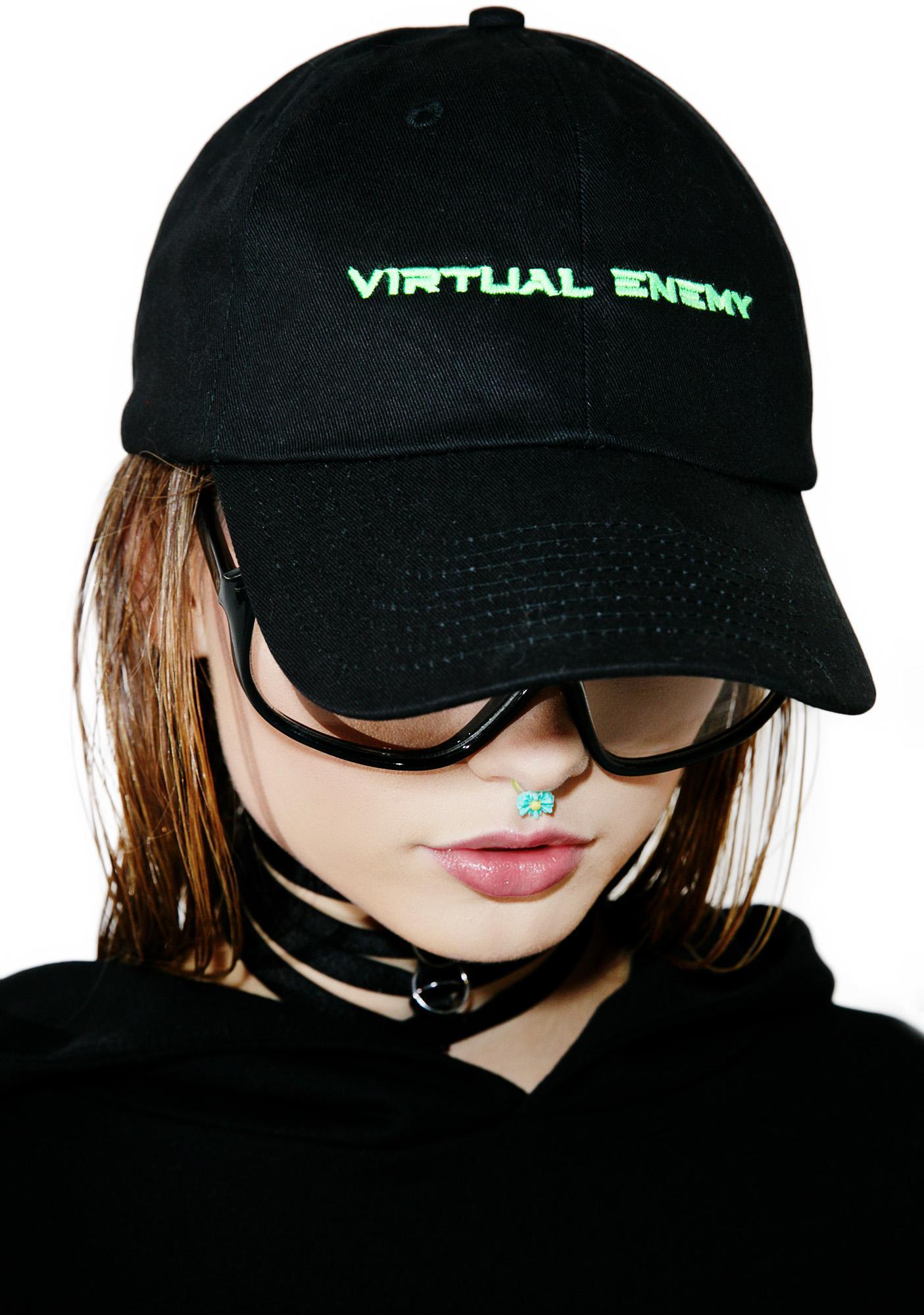 Brashy Virtual Enemy Cap