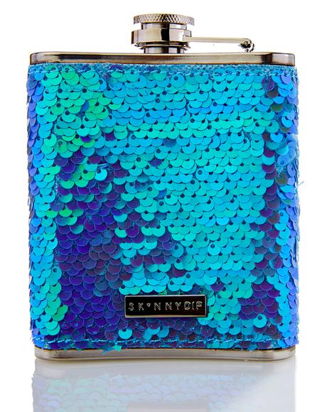 Sequin Flask