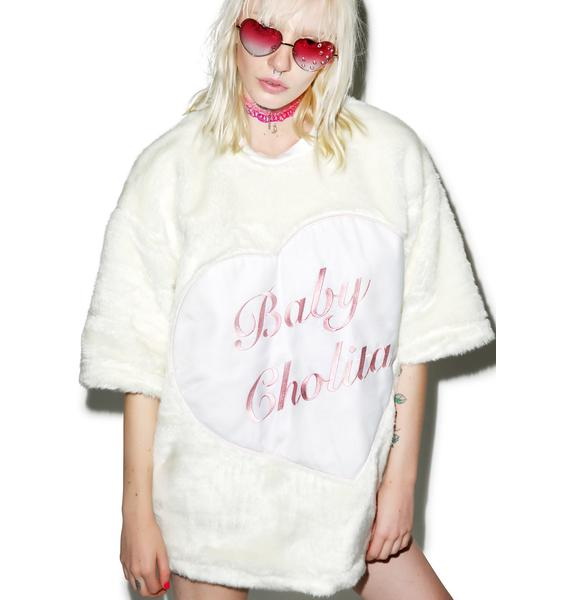W.I.A Fur T-Shirt