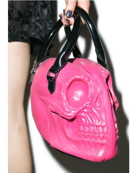 Skull Collection Hand Bag