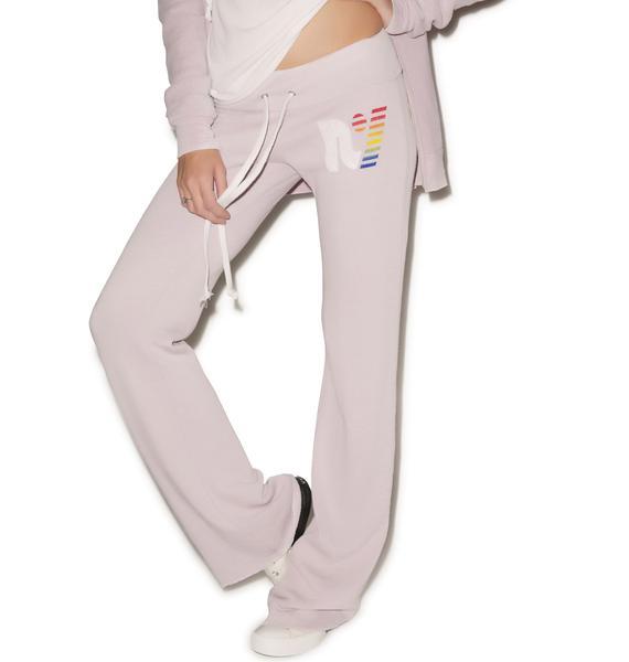 Rebel Yell RY Classic Rainbow BF Sweats