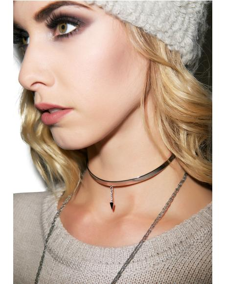 The Stardust Delicate Choker