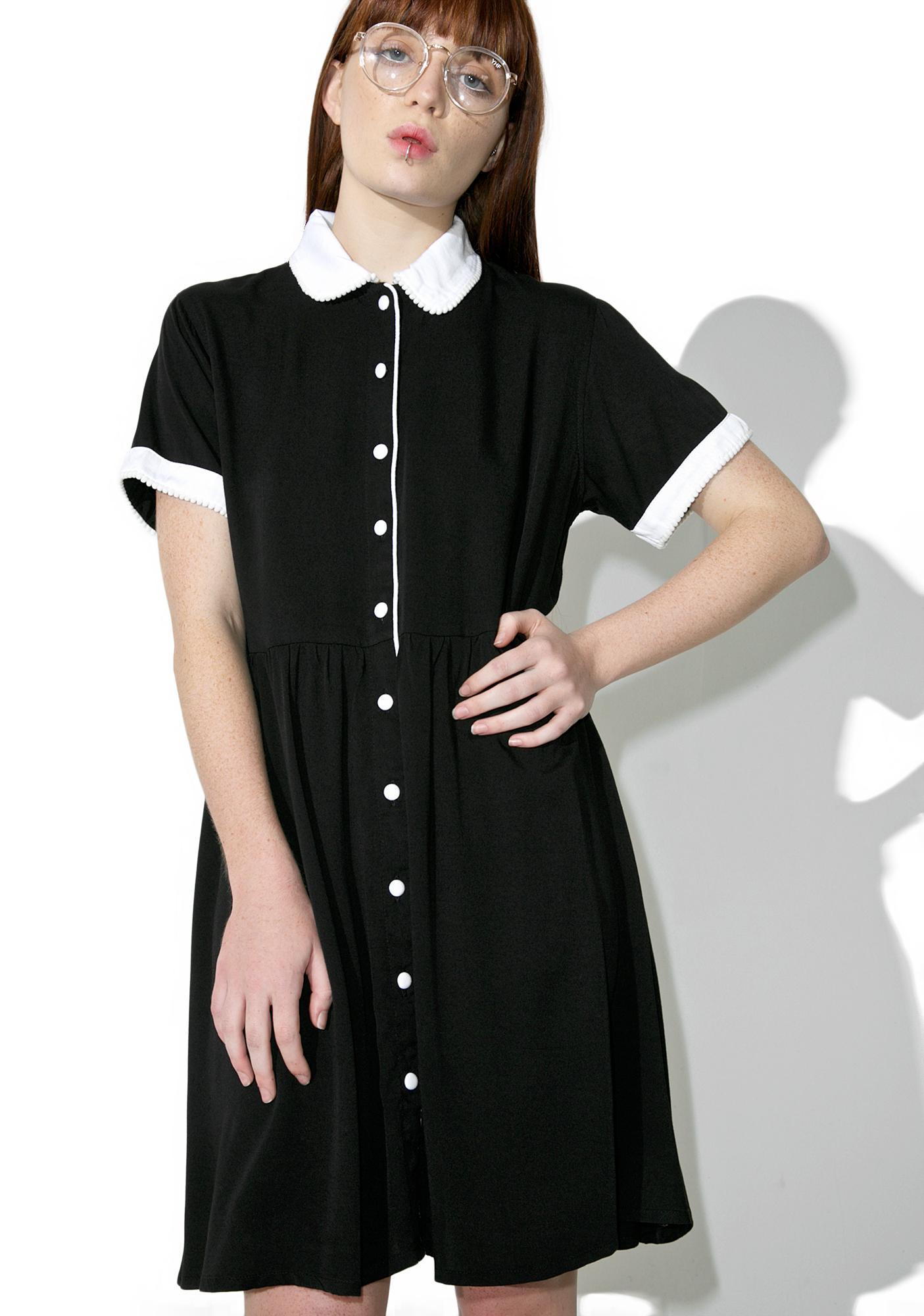 Lazy Oaf Sorrow Dress
