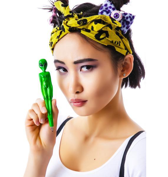 Alien Anatomy Pen