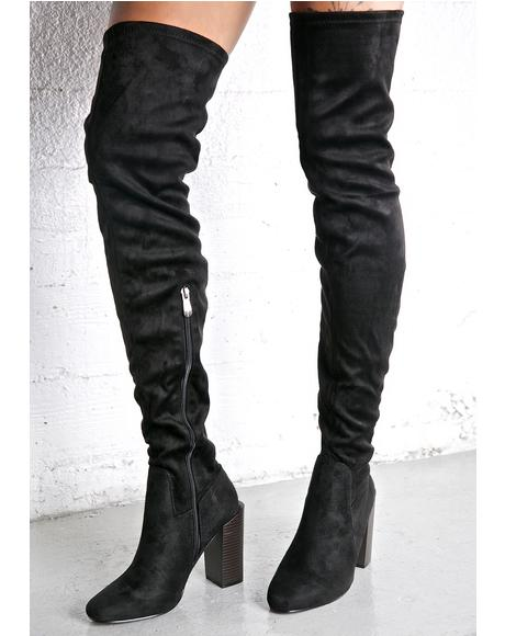 Confessions Thigh-High Boots