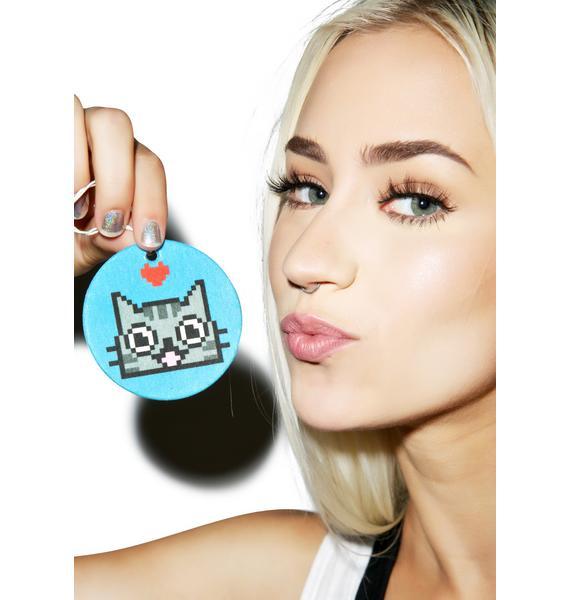 Hey Meow Air Freshener